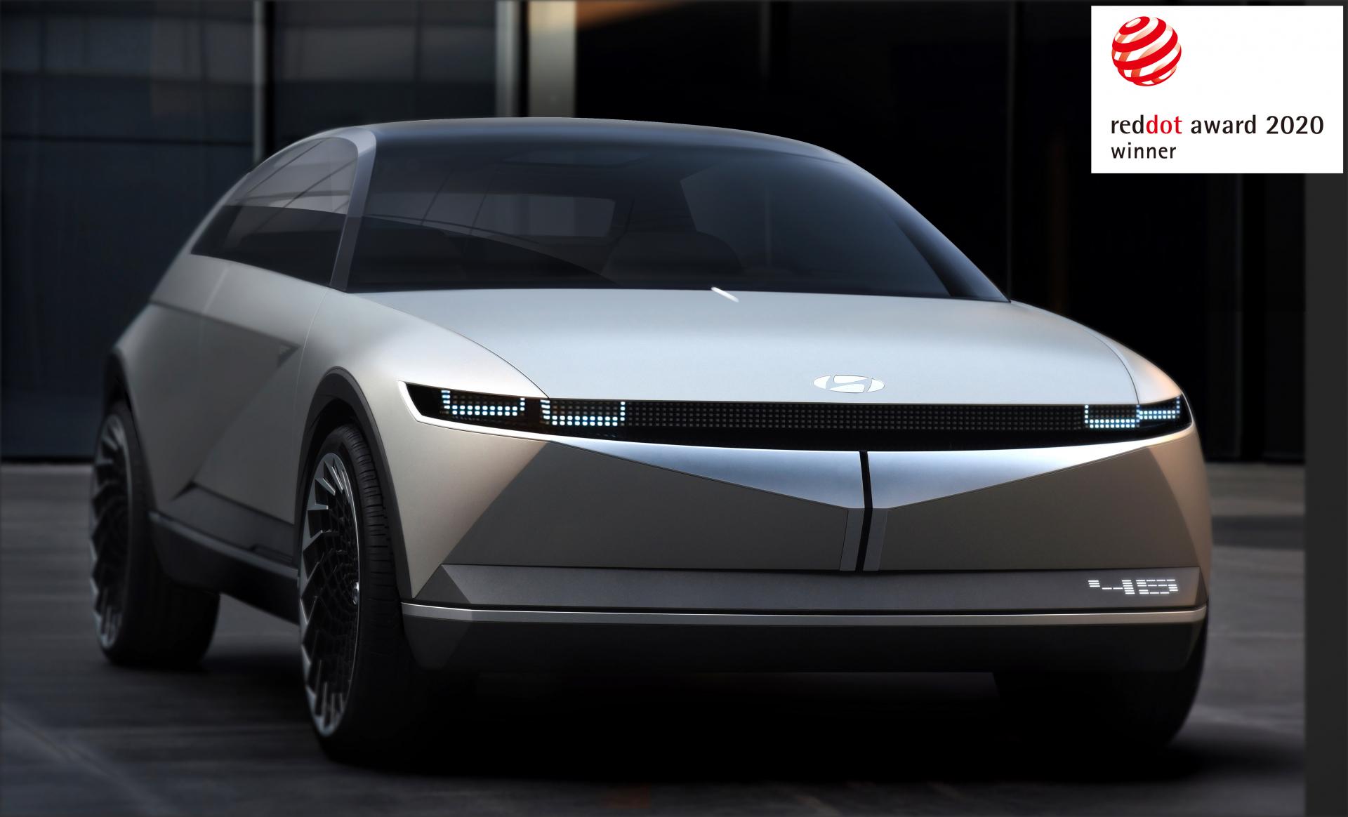 Компанія Hyundai Motor отримала три нагороди Red Dot Award 2020 за концептуальний дизайн | ТОВ «АлексСхід» - фото 9