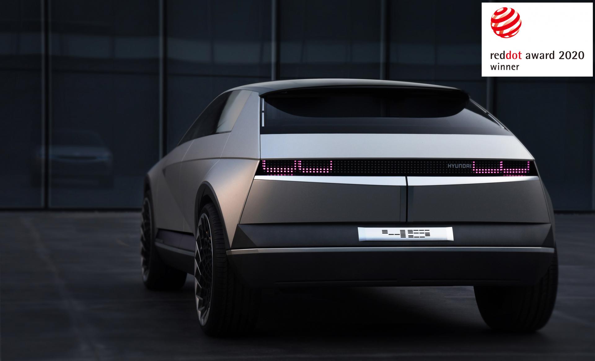 Компанія Hyundai Motor отримала три нагороди Red Dot Award 2020 за концептуальний дизайн | ТОВ «АлексСхід» - фото 10