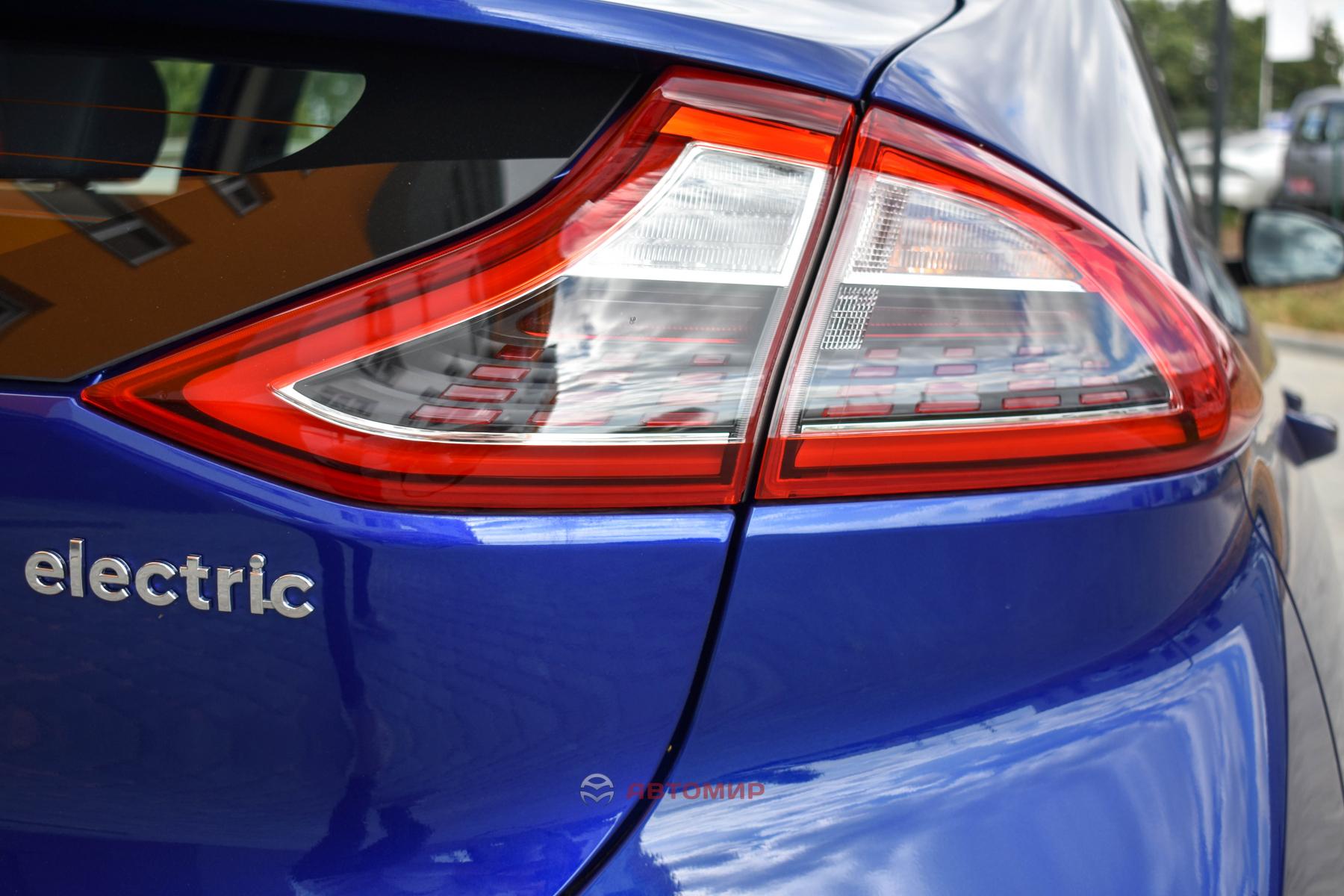 Ціна на електромобіль Hyundai IONIQ Electric - зафіксована в гривні!   Хюндай Мотор Україна - фото 14
