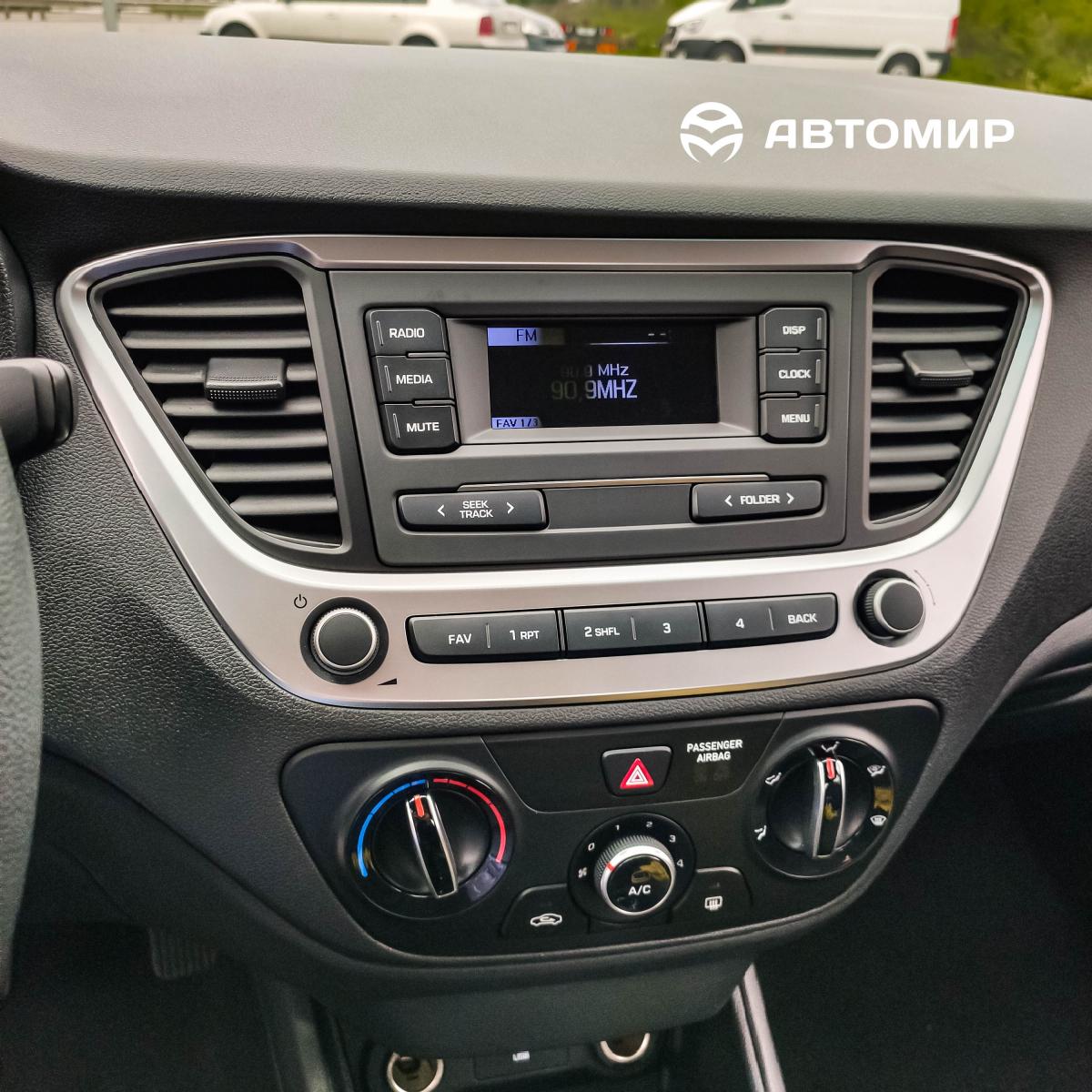 Hyundai стильний Accent вже в автосалоні!   Хюндай Мотор Україна - фото 15
