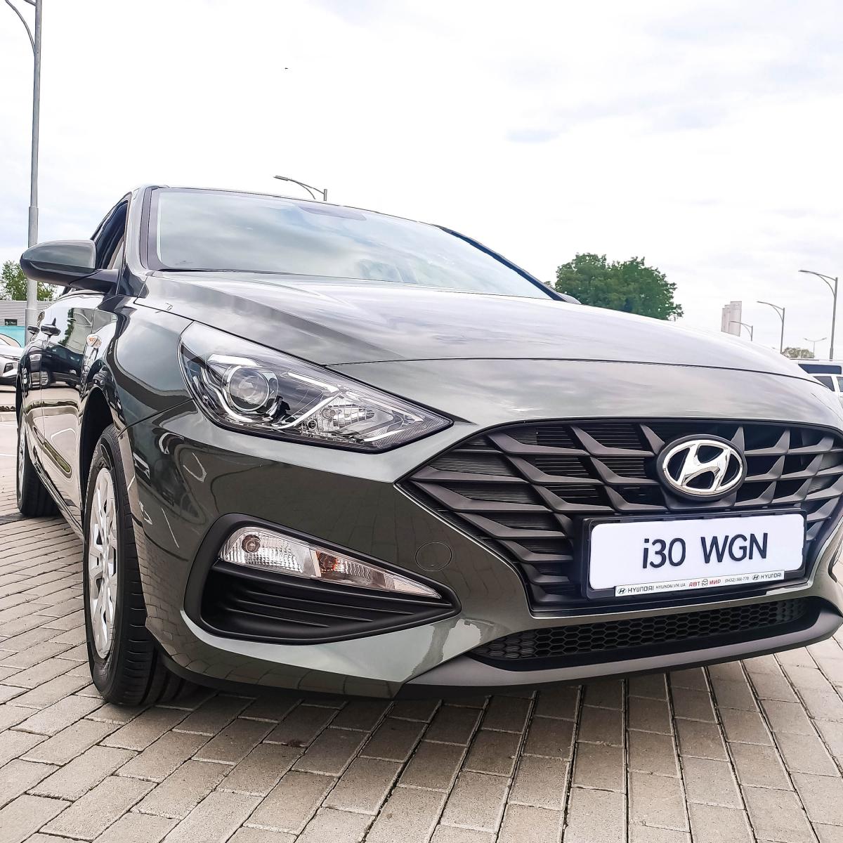 Спеціальна вигода на придбання Hyundai i30 WGN!   Хюндай Мотор Україна - фото 7