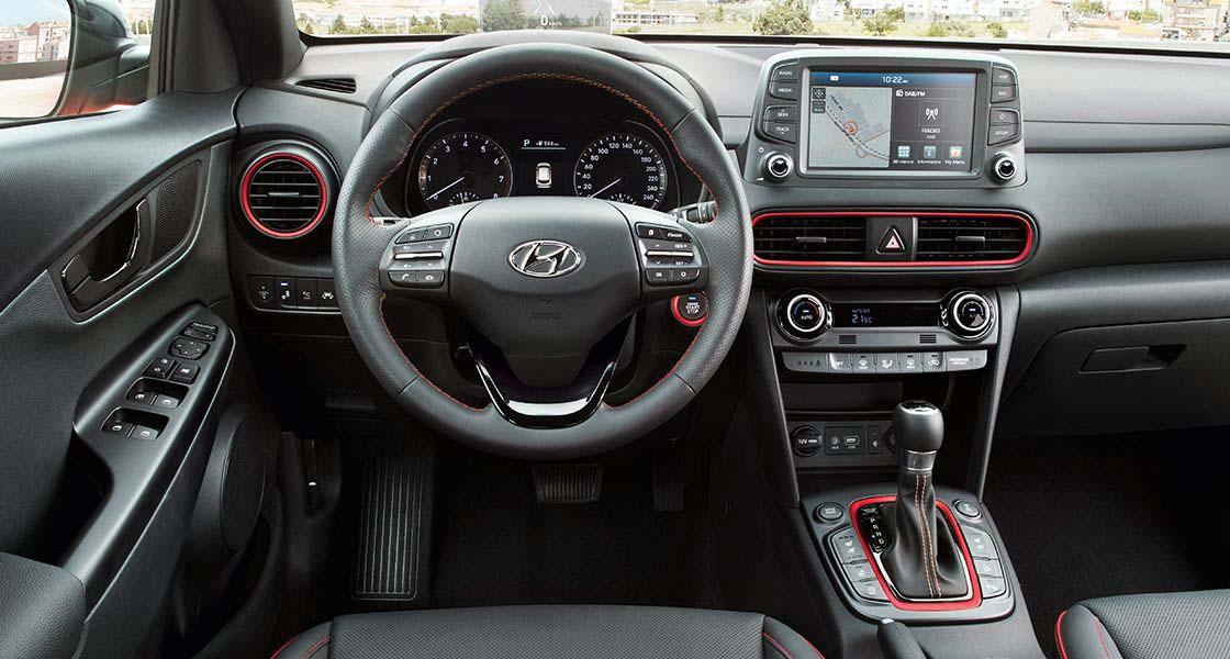 Hyundai New KONA  Галерея, фото  Хюндай Мотор Україна - фото 15