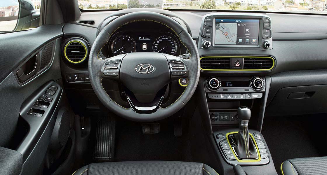 Hyundai New KONA  Галерея, фото  Хюндай Мотор Україна - фото 16