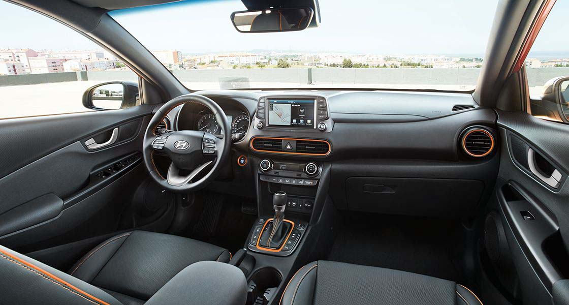 Hyundai New KONA  Галерея, фото  Хюндай Мотор Україна - фото 12