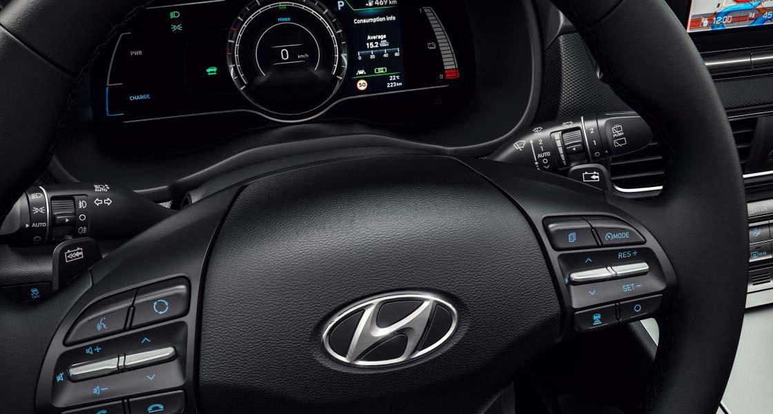 Hyundai KONA Electric| Галерея, фото| Хюндай Мотор Україна - фото 22