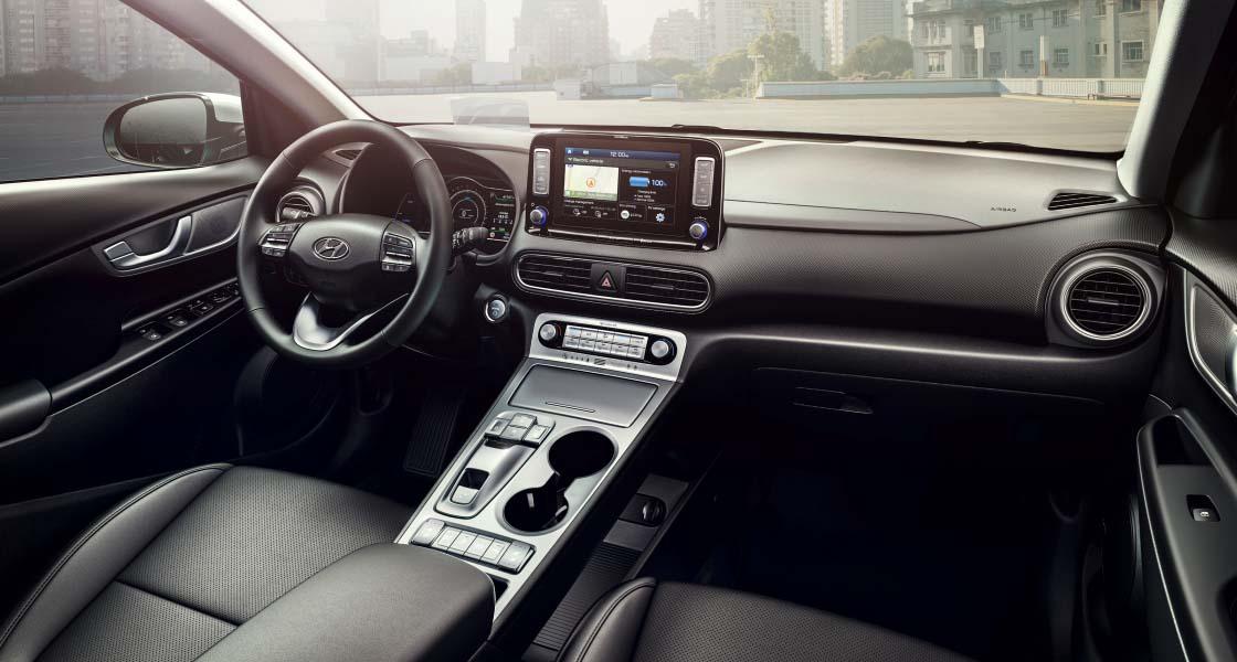 Hyundai KONA Electric| Галерея, фото| Хюндай Мотор Україна - фото 24
