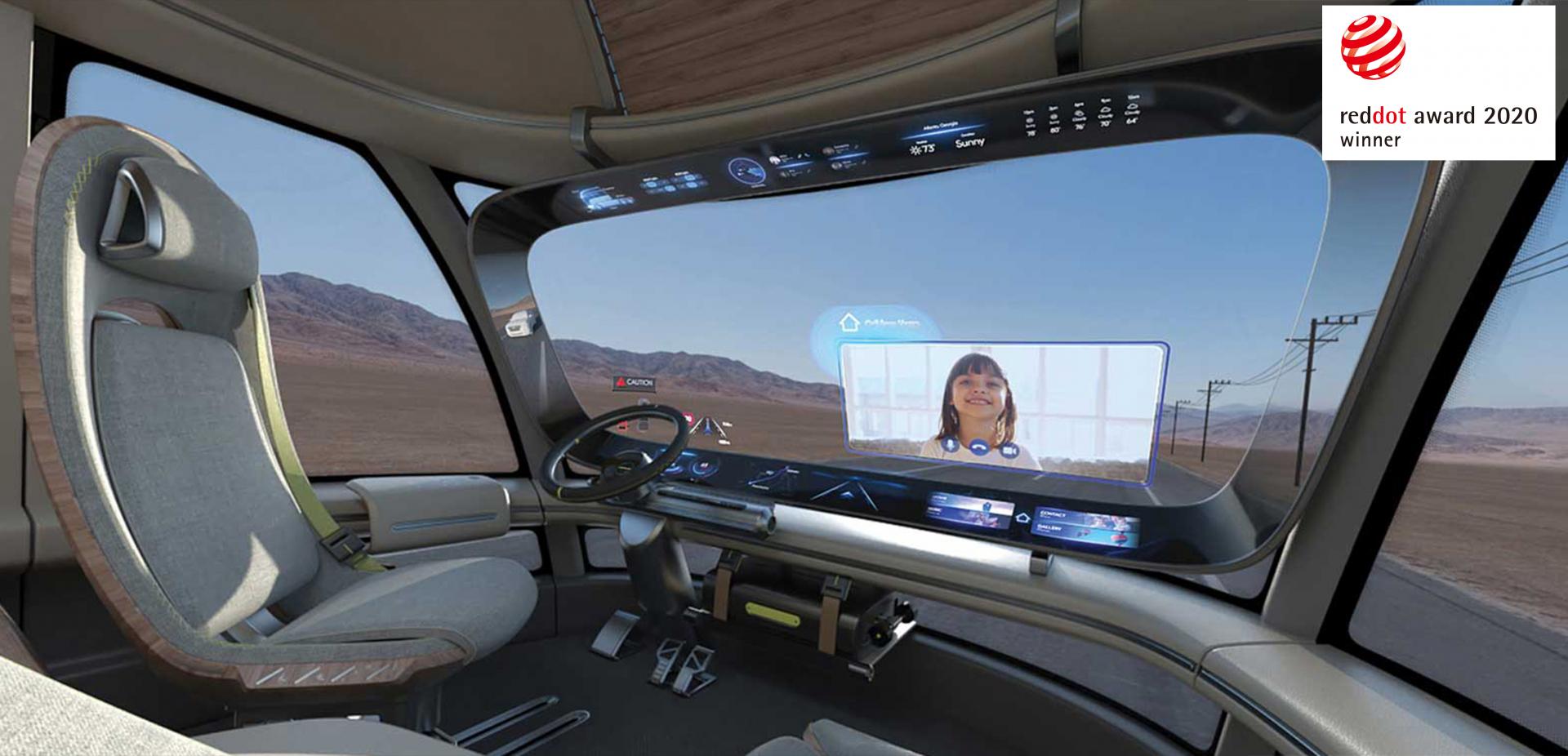 Компанія Hyundai Motor отримала три нагороди Red Dot Award 2020 за концептуальний дизайн | ТОВ «АлексСхід» - фото 12