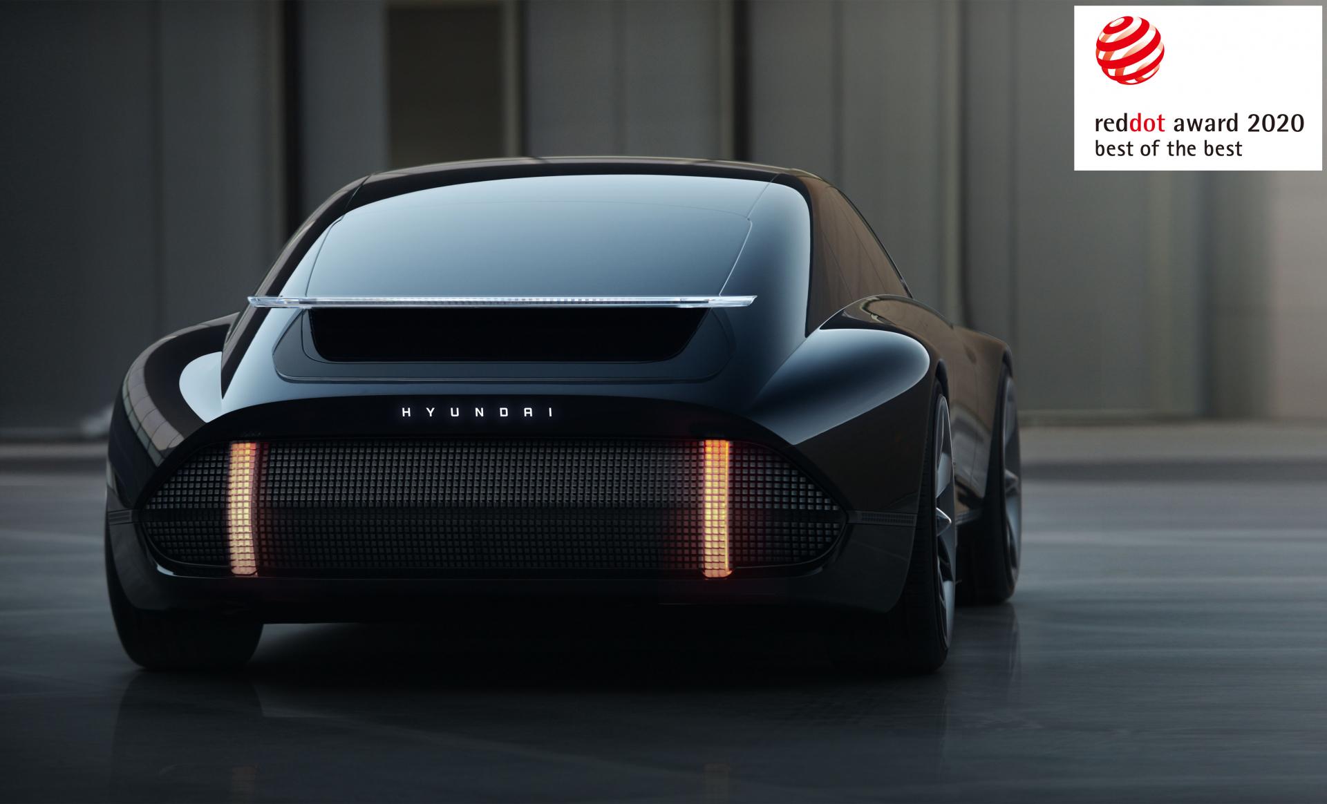 Компанія Hyundai Motor отримала три нагороди Red Dot Award 2020 за концептуальний дизайн | ТОВ «АлексСхід» - фото 13